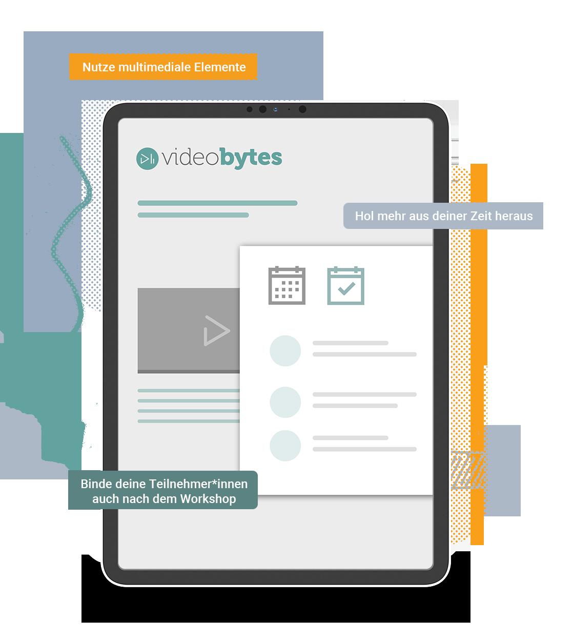 VideoBytes_Bildungsträger_Vorteile-Funktionen_Tool_Distance-Learning_Digitale-Bildung